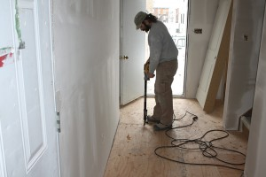 Flooring Surface Preparation