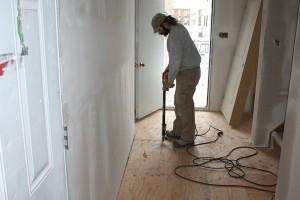Flooring Surface Preparation