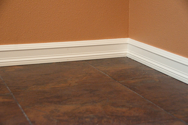 Picking Materials For Baseboard And Window Trim