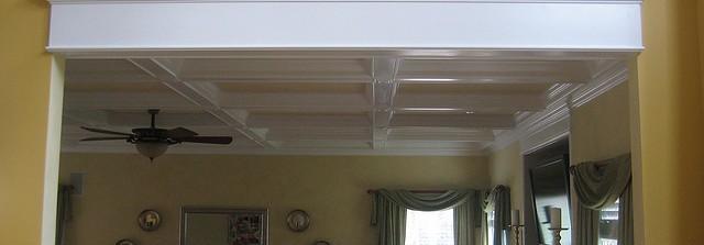 moulures de plafonds